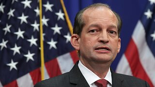 Labor Secretary Alexander Acosta Announces Resignation