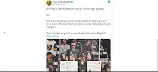 VGK need your help making posters!