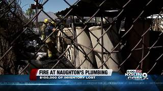 Crews respond to eastside fire - Video