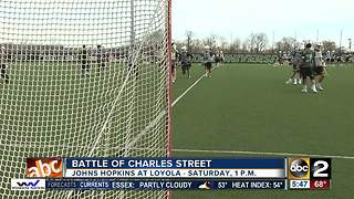 Battle of Charles Street resumes