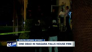 Fatal Niagara Falls fire investigated as arson - Video
