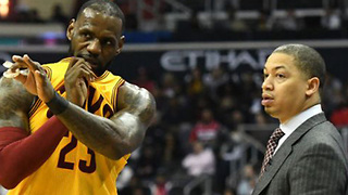 Tyronn Lue Stepping Down: Illness or LeBron James To Blame? - Video