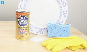 How to best remove scratches from your dishes - Video
