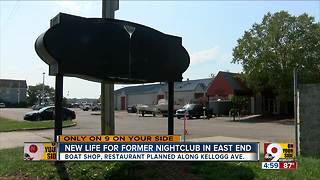 Former Cameo Night Club to be transformed into boat shop, brewery - Video