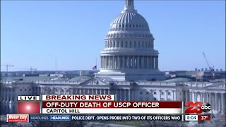 BREAKING: Off-duty USCP officer dies