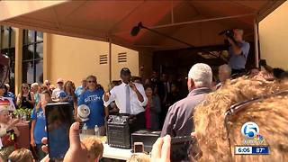 Andrew Gillum celebrates opening of campaign office in Delray Beach