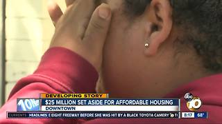 San Diego's housing crisis prompts $25M trust fund for affordable housing - Video