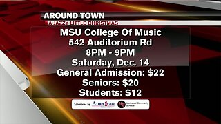 Around Town - A Jazzy Little Christmas - 12/11/19