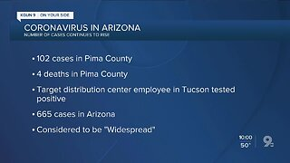 Coronavirus: Latest updates, cases in Arizona