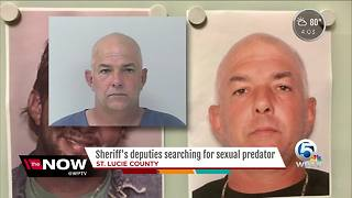 Possible victims of sexual offender sought in St. Lucie County