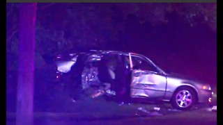 One person dead in Strongsville car accident - Video