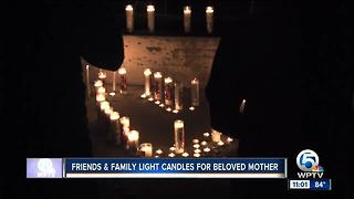 Friends and families hold vigil for Stephanie Caceres - Video