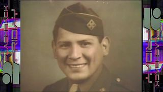 Flashback Friday - Code talker