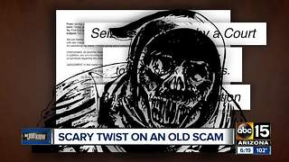 Scammers using personal information to make schemes seem more real - Video