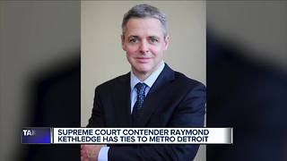Michigan judge could be Trump's nominee as next Supreme Court Justice - Video