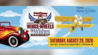 2020 Annual Wings, Wheels & Wishes