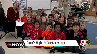 Fiona's Night Before Christmas - Video