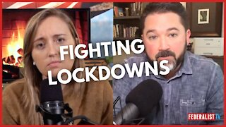 Fighting For FREEDOM From Lockdowns In Tennessee