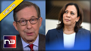 FOX's Chris Wallace UNLEASHES on Kamala Harris with BRUTAL Reality Check