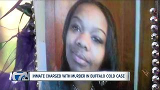 Inmate charged with murder in 2013 cold case - Video