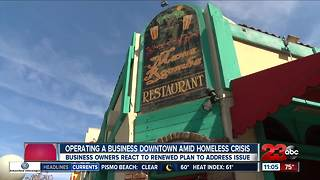 Business owners react to renewed plan to address issue - Video