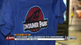 Container Park celebrates 5th anniversary