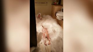 Bubble Bath Mayhem - Video