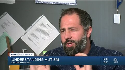 Hugging to Meltdowns: The Autism Spectrum Defined