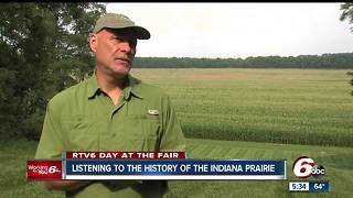 Purdue professor travels to listen to Indiana's history - Video