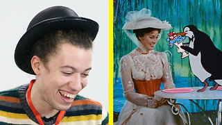 These People Have Never Seen 'Mary Poppins' - Video