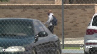 More than 900 students kept home from Charlotte County Schools