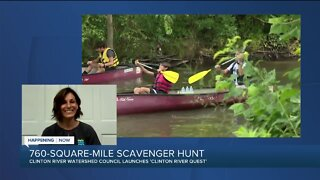 Clinton River Watershed Council launches summer scavenger hunt