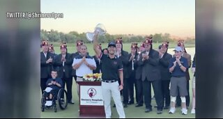 Kevin Na wins Shriners Open