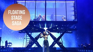 Lorde's stage designer claps back after Kanye accused of stealing - Video