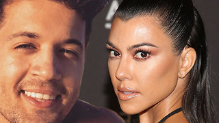 Kourtney Kardashian CLAIMS Recent Dating Rumors With David Duron Was A Paparazzi PRANK!