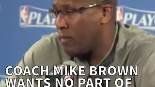 Coach Mike Brown Wants No Part Of Lavar Ball's Big Baller Brand Shoes - Video