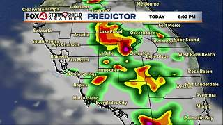 FORECAST: Hot and Humid Weekend with PM Storms - Video
