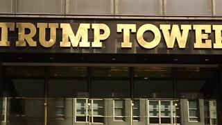 Military spending $130k on Trump Tower room - Video