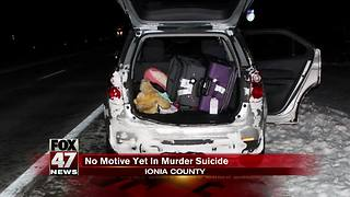 Authorities identify three involved in apparent I-96 murder-suicide - Video