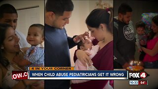 What happens when Florida child abuse pediatricians get it wrong?