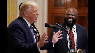 Highest-Ranking Black Staffer In The White House Quit Right Before Trump Lost
