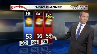 13 First Alert Weather for December 21 2017 - Video