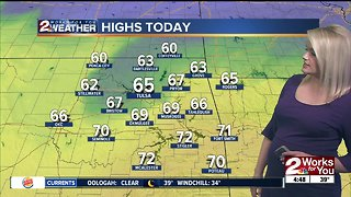 2 Works for You Thursday Morning Weather Forecast