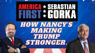 How Nancy's making Trump stronger. Lord Conrad Black with Sebastian Gorka on AMERICA First