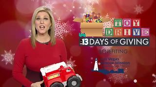13 Days of Giving Going on Now - Video