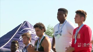 Matthew Mule one of many to medal atFHSAA State track meet