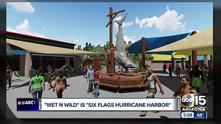Wet N Wild will open with new name