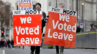 Parliament Reportedly Set To Reject No-deal Brexit