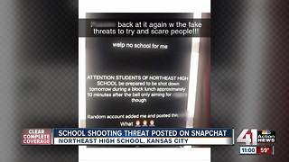 School shooting threat being called 'robo threat' - Video