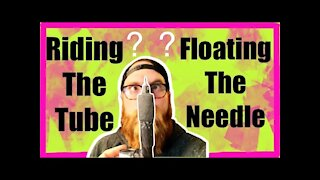 ✅How to tattoo: Riding the tube ? 👍👎 ? Floating the needles